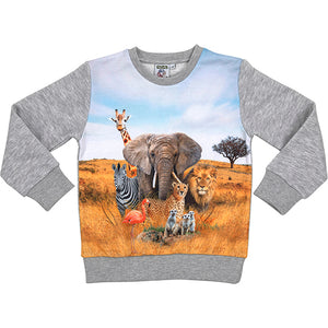 Sweatshirt Savannah 4-5 Years