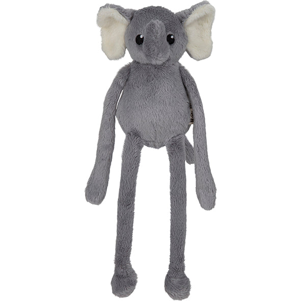 Load image into Gallery viewer, Oeko Softies Elephant Blue