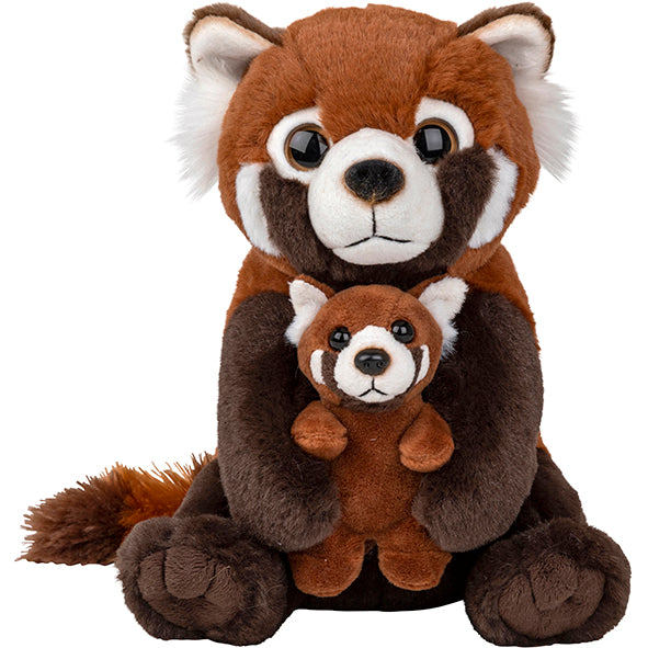 Load image into Gallery viewer, Cub Care Red Panda w/Baby