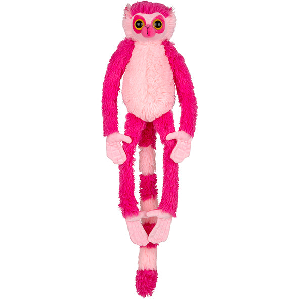 Load image into Gallery viewer, Plan Bongoland S Ring Tailed Lemur Pink