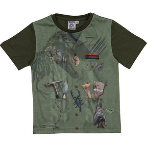 Load image into Gallery viewer, T-shirt Jr. Paleontologist 4-5 Years