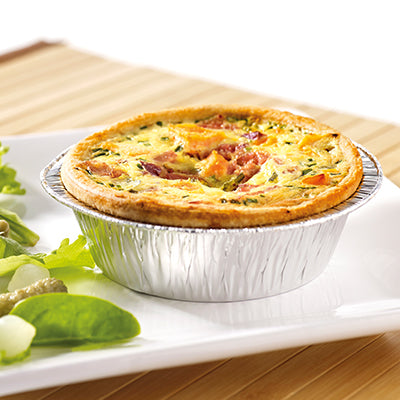 Pidy Quiche & pie base 18cm + Alu Tray