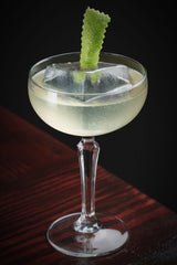 French 75 coctail made with Armagnac rabastas