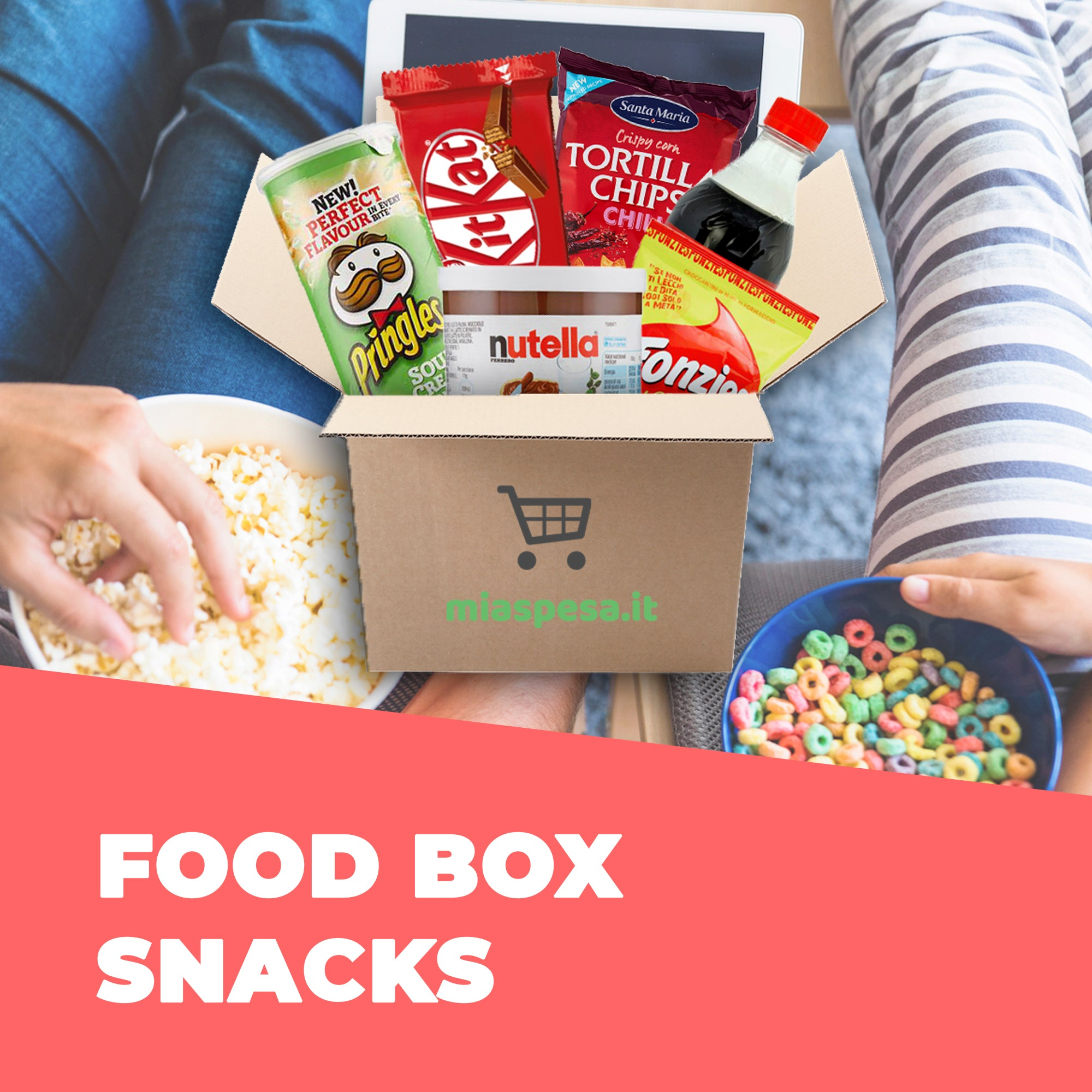 Food Box Snacks