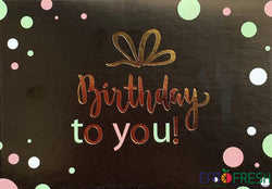 Gift Cards (Birthday) - 1 pc