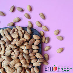 Almond (Whole-Shelled) - 400g per pack