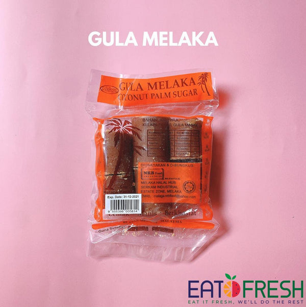 Palm Sugar (Gula Melaka) - 450g per pack - Eat Fresh SG