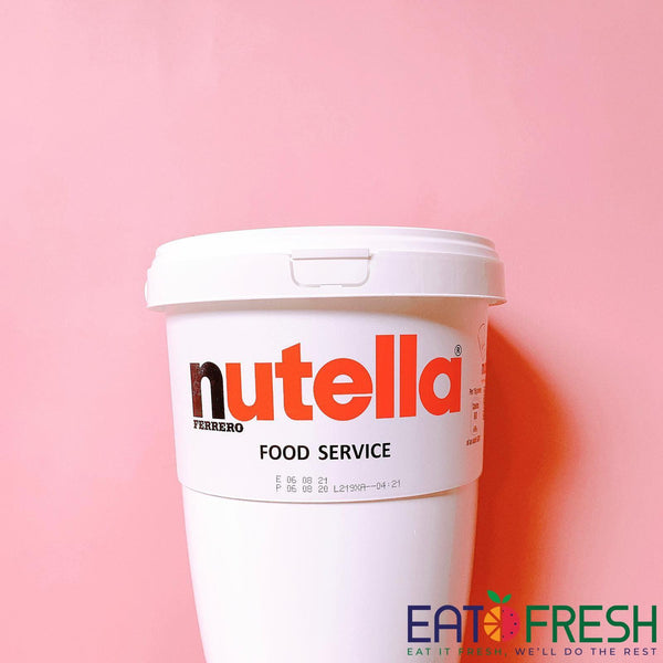 Nutella (Bucket) - 3kg - Eat Fresh SG