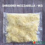 Cheese Shredded (Mozarella) - Eat Fresh SG