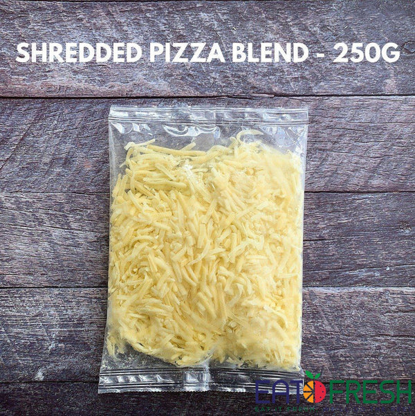 Cheese Shredded (Pizza Blend) - Eat Fresh SG