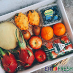 New Year Special : Fruit Box A (White Gift Box w Cover)-Eat Fresh SG