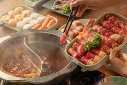 CHU x EF Steamboat Meat Lovers Set