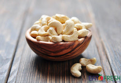 Dried Cashew Nuts (Baked) 腰果 - 250g per pack