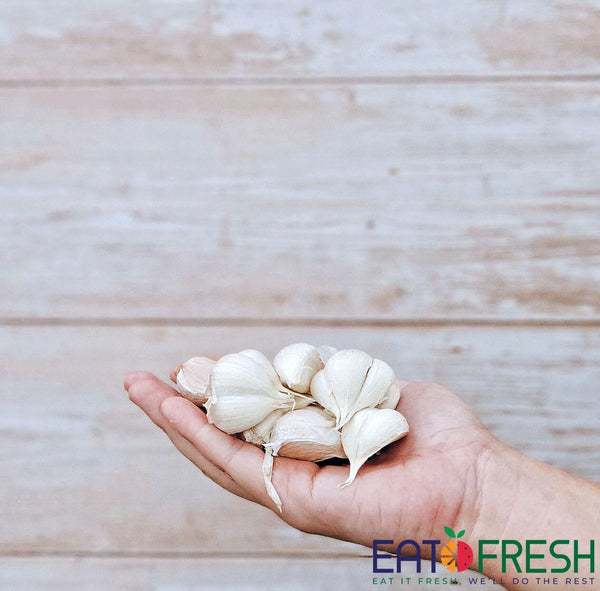 Garlic - 500g per pack - Eat Fresh SG