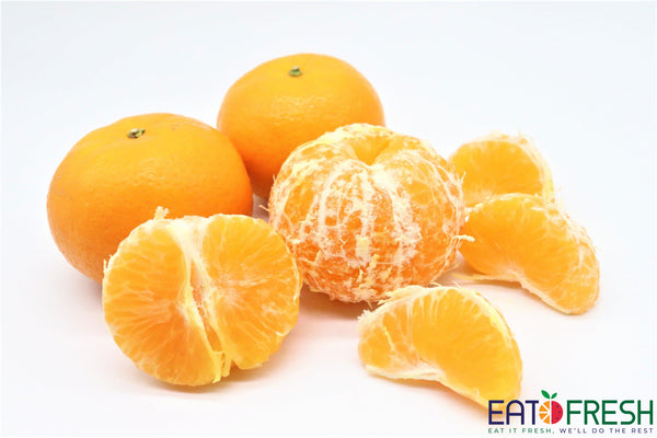 Tangerines (Sugar) - 580g per pack - Eat Fresh SG