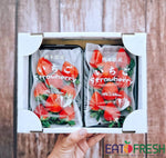 Japan Premium Strawberries - per box of 2 punnets-Eat Fresh SG