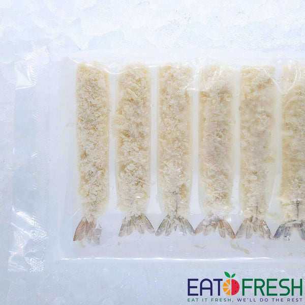 Frozen Panko Ebi (Breaded Prawns) - 10 pcs-Eat Fresh SG