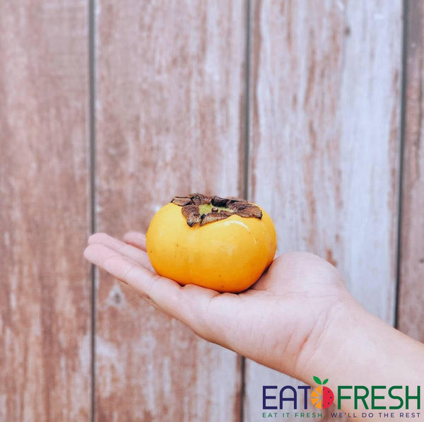 *Flash Sale* Persimmons - Pack of 5 - Eat Fresh SG