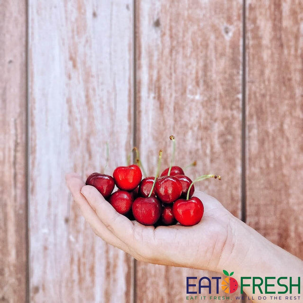 Cherry Premium (30-32mm) - 500g per pack - Eat Fresh SG