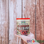 Raisins Organic Red/Green Seedless (Sunview) - 425g - Eat Fresh SG