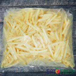 Frozen Shoestring Fries (L) - 2.27 kg