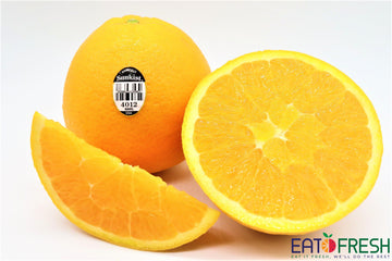 Orange Sunkist JUMBO (Naval)