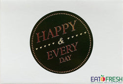 Gift Cards (Happy) - 1 pc
