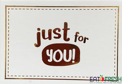 Gift Cards (Just for you) - 1 pc