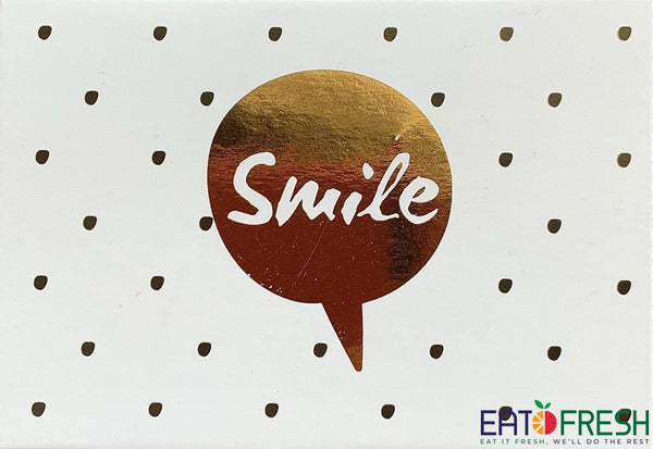 Gift Cards (Smile) - 1 pc-Eat Fresh SG