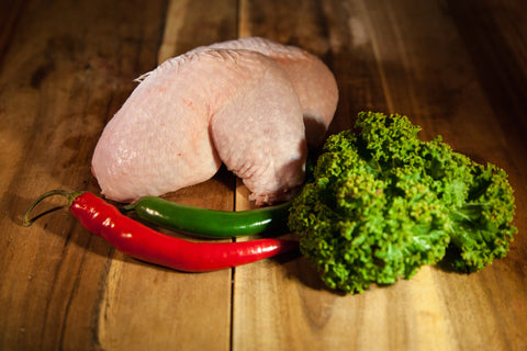Free Range English Chicken Leg