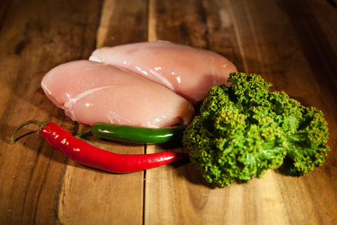 Free Range English Chicken Breast