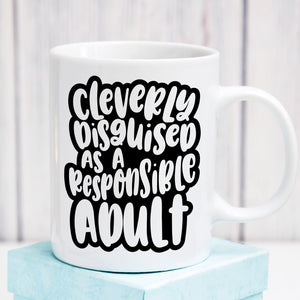 Clever Disguise Mug