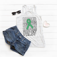 Cerebral Palsy Awareness Tank