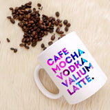Vodka Latte Mug