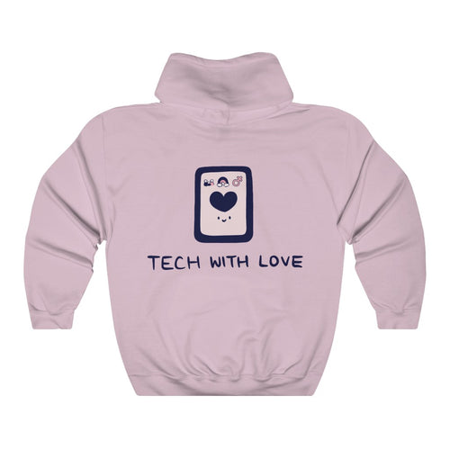 Tech With Love Hoodie