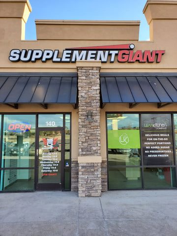 Supplement Giant Colorado Springs