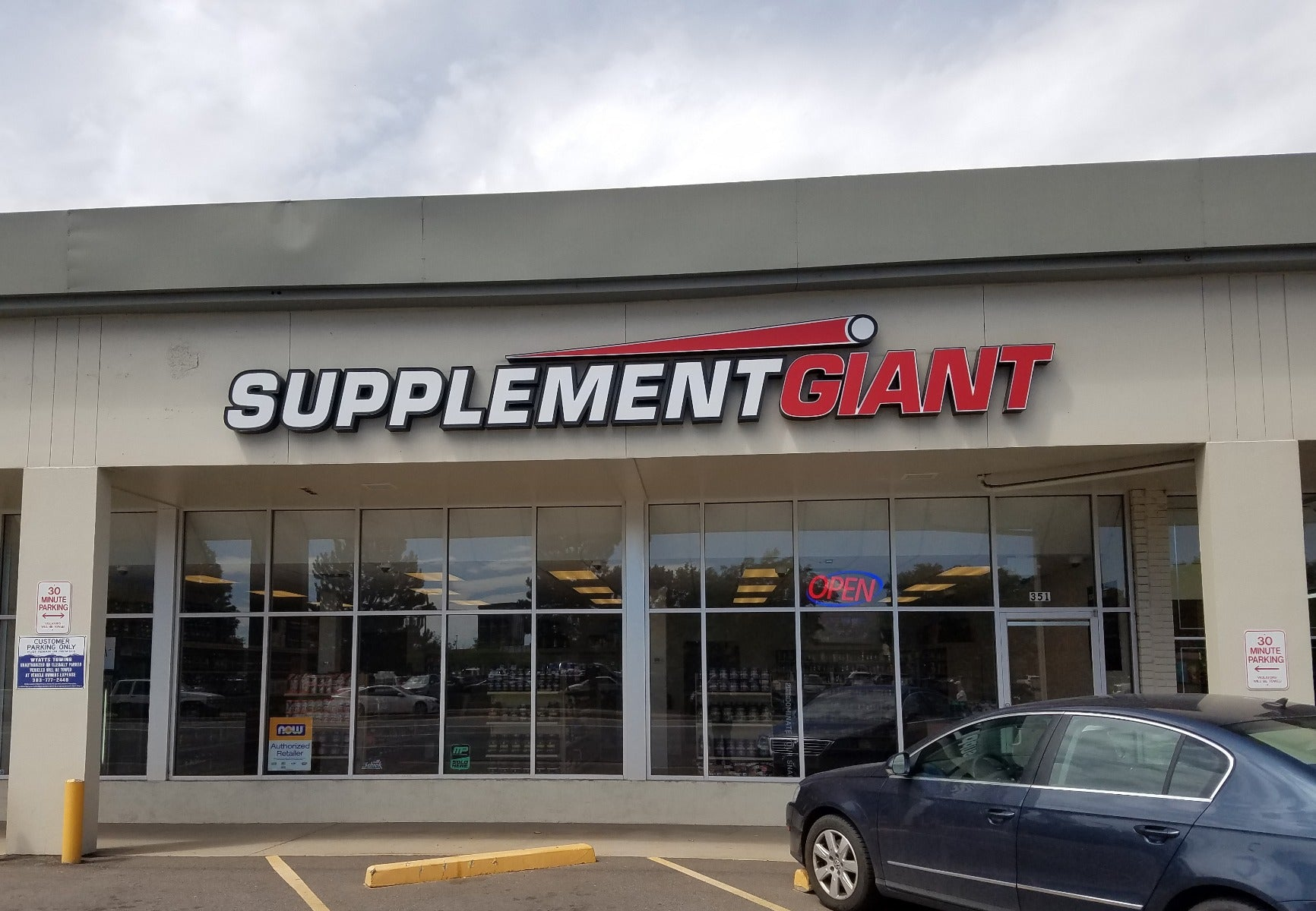Supplement Giant Denver