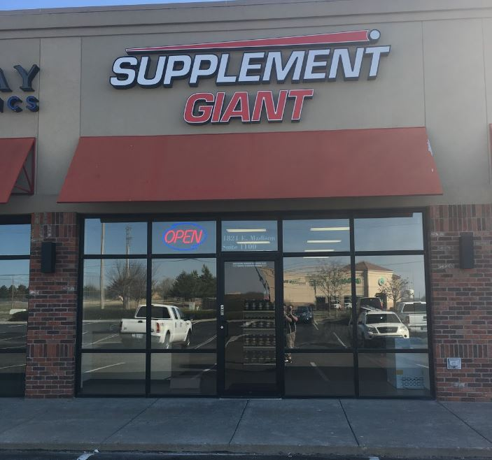 Supplement Giant Derby
