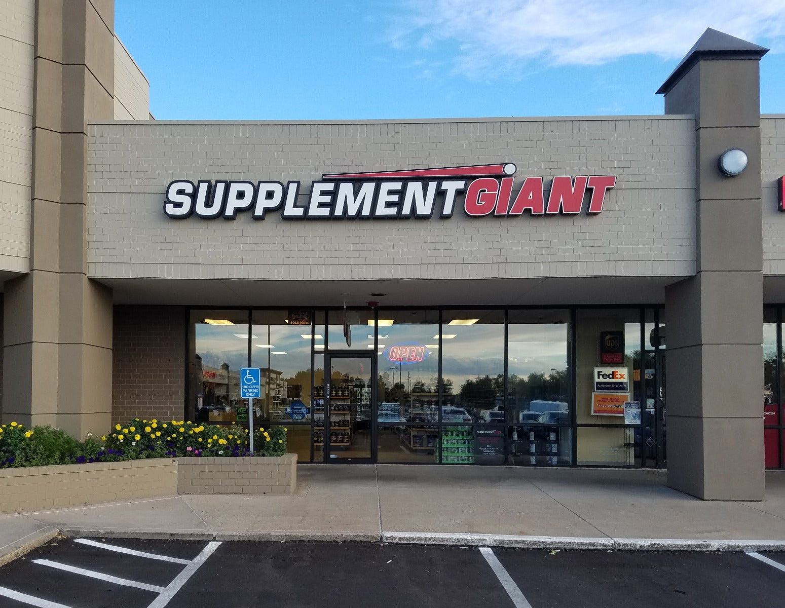 Supplement Giant Lakewood
