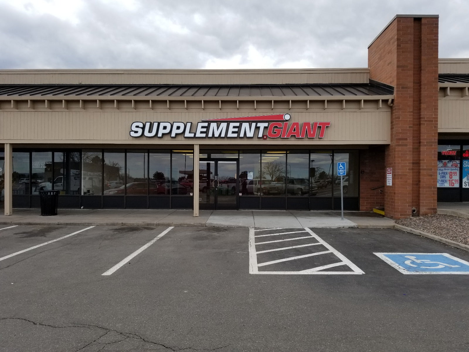 Supplement Giant Littleton
