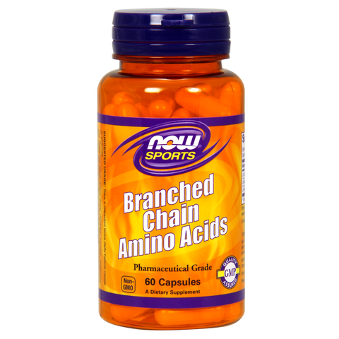 Branched Chain Amino Acid Capsules