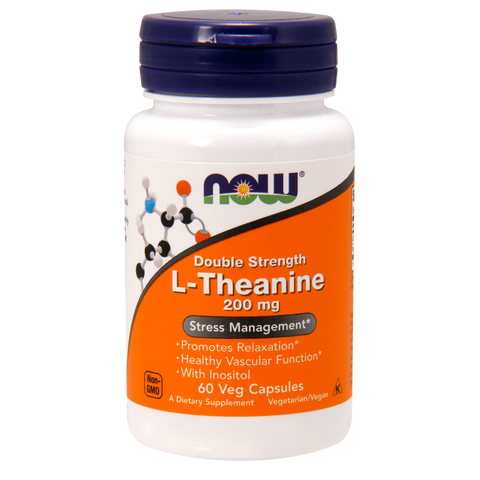 L-Theanine Double Strength