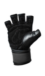 Men's Training Grip Glove With Wristwrap