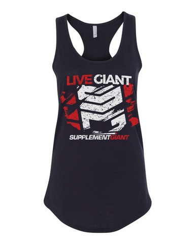 Supplement Giant- Ladies Rugged Tank