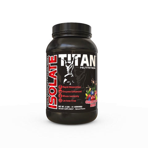 TITAN Premium Whey Isolate
