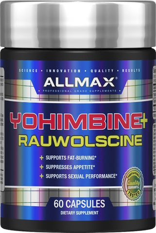 Yohimbine with Rauwolscine