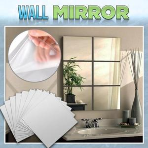 Wall Mirror Stickers