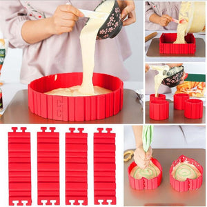 DIY Magic Mold Cake(4-Pc Set)