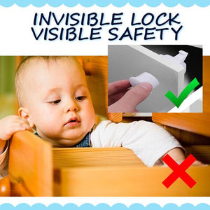 Magnetic Safety Lock