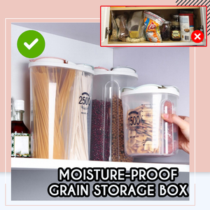 Moisture-proof Grain Storage Box